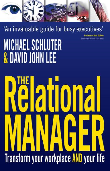The Relational Manager By: Angus Buchan