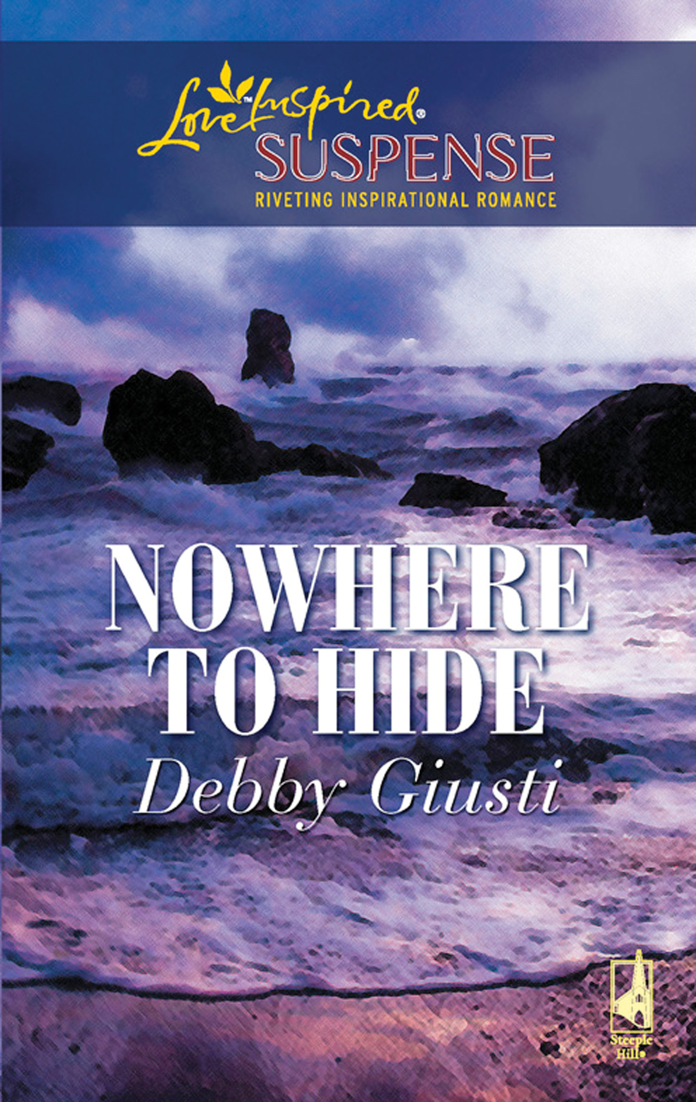 Nowhere To Hide (Mills & Boon Love Inspired Suspense)