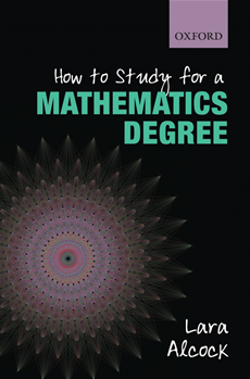 How to Study for a Mathematics Degree