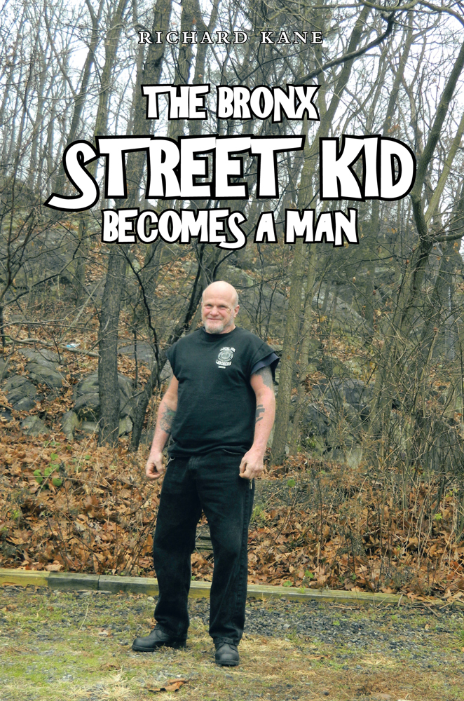 THE BRONX STREET KID BECOMES A MAN