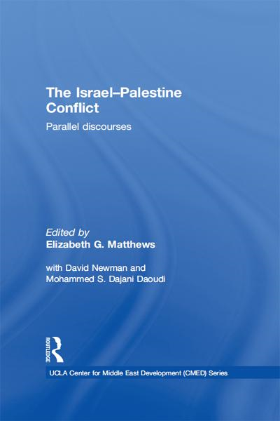 The Israel-Palestine Conflict By:
