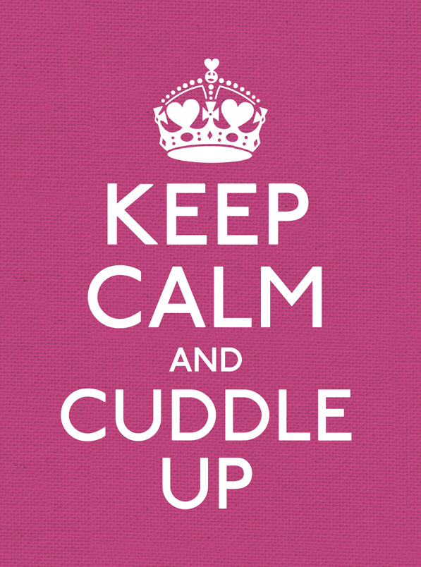 Book Cover: Keep Calm and Cuddle Up