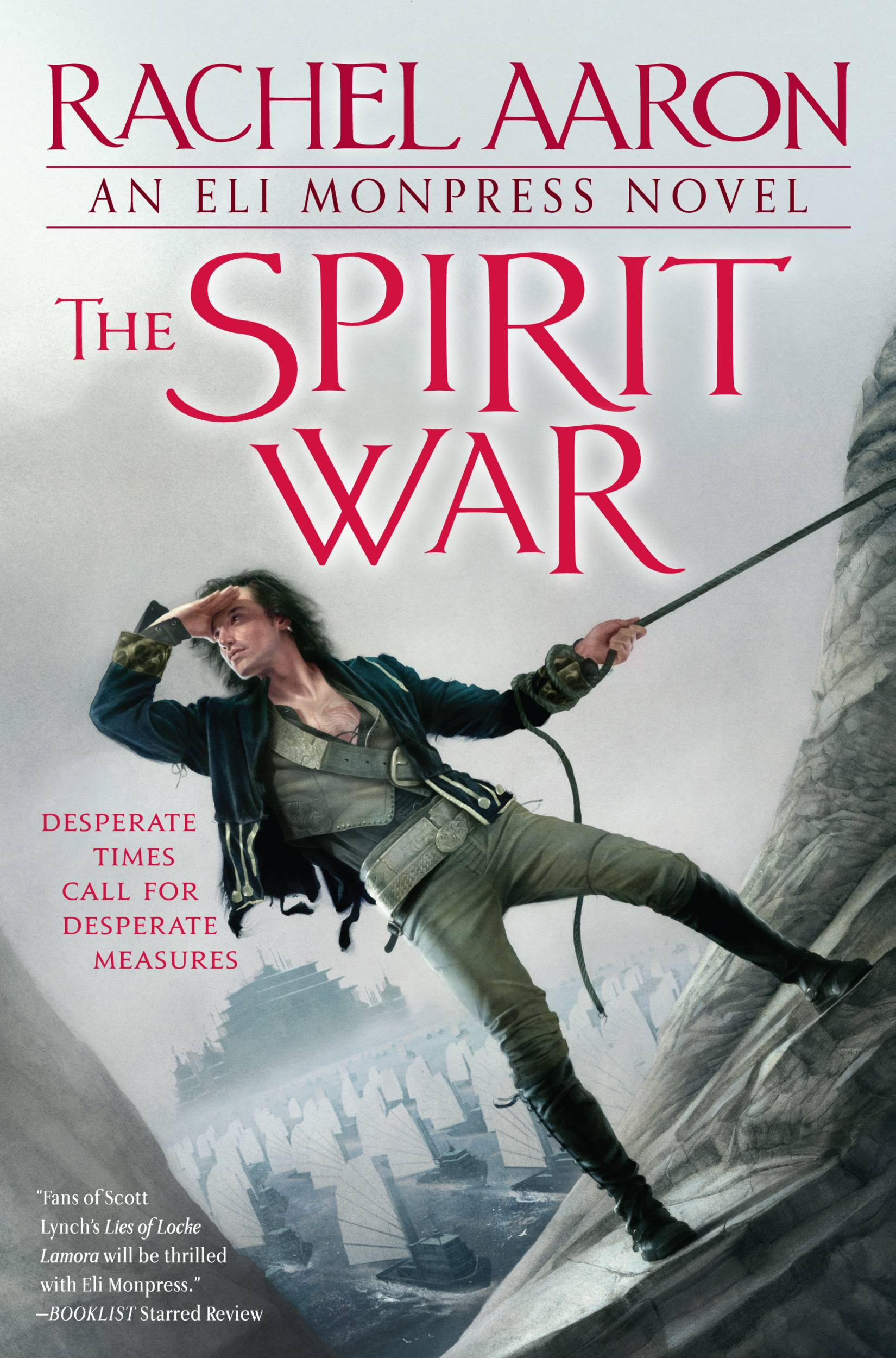 The Spirit War By: Rachel Aaron