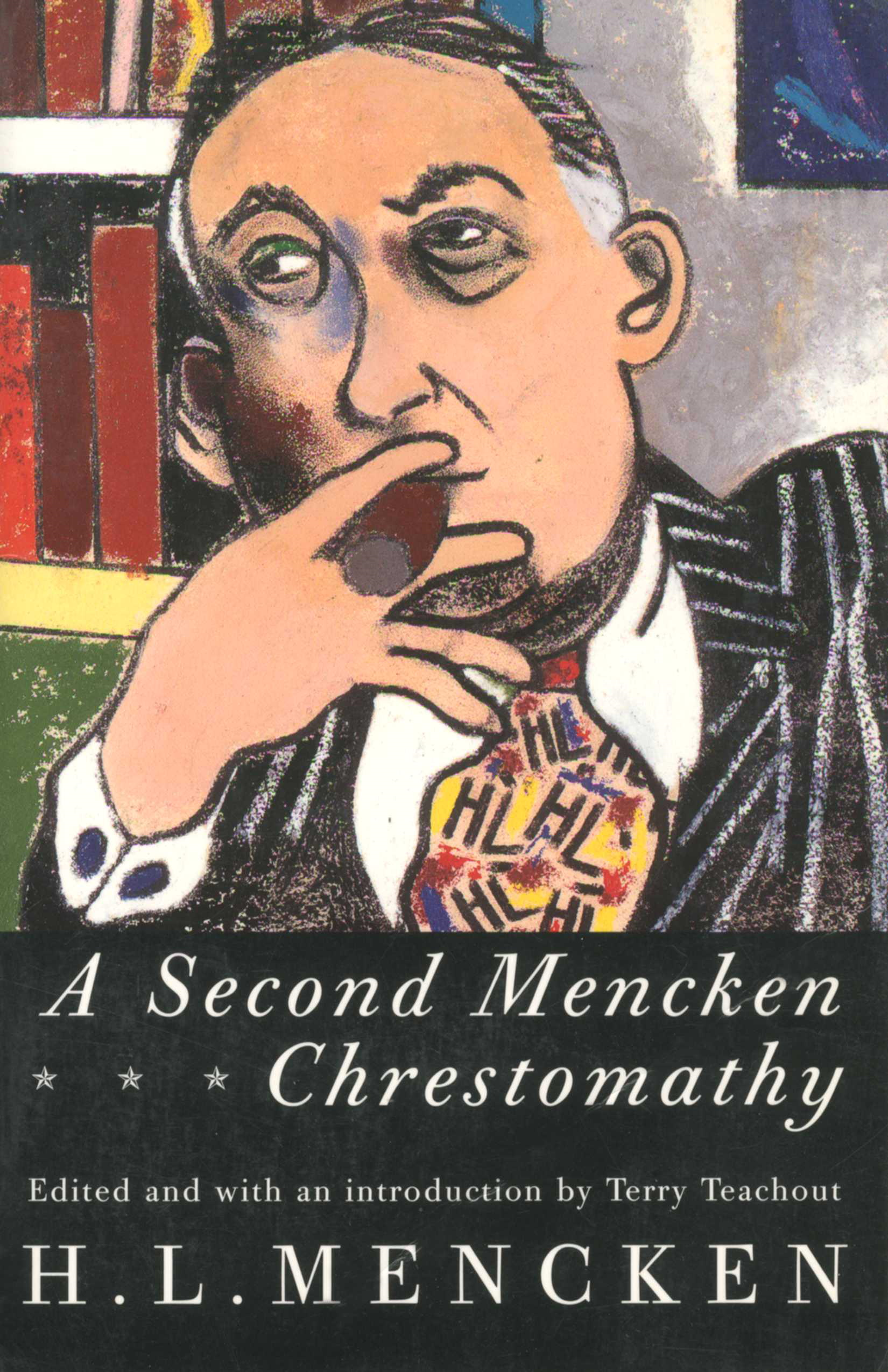 Second Mencken Chrestomathy