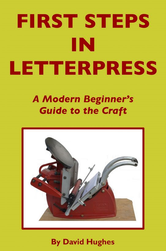 First Steps in Letterpress