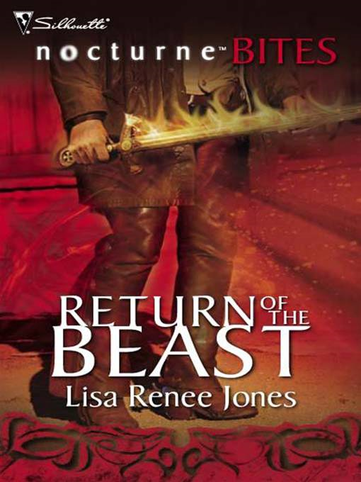 Return of the Beast By: Lisa Renee Jones