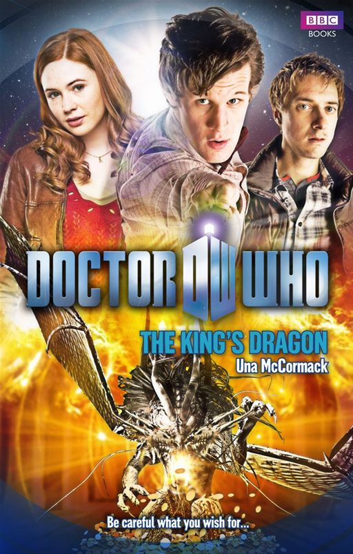 Doctor Who: The King's Dragon