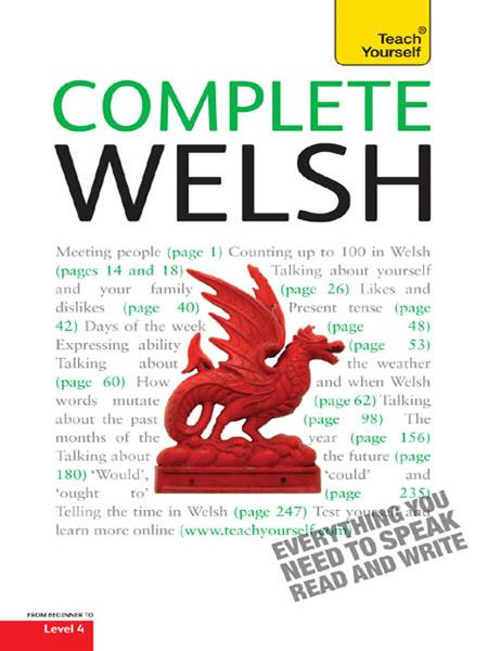 Complete Welsh By: Christine Jones,Julie Brake