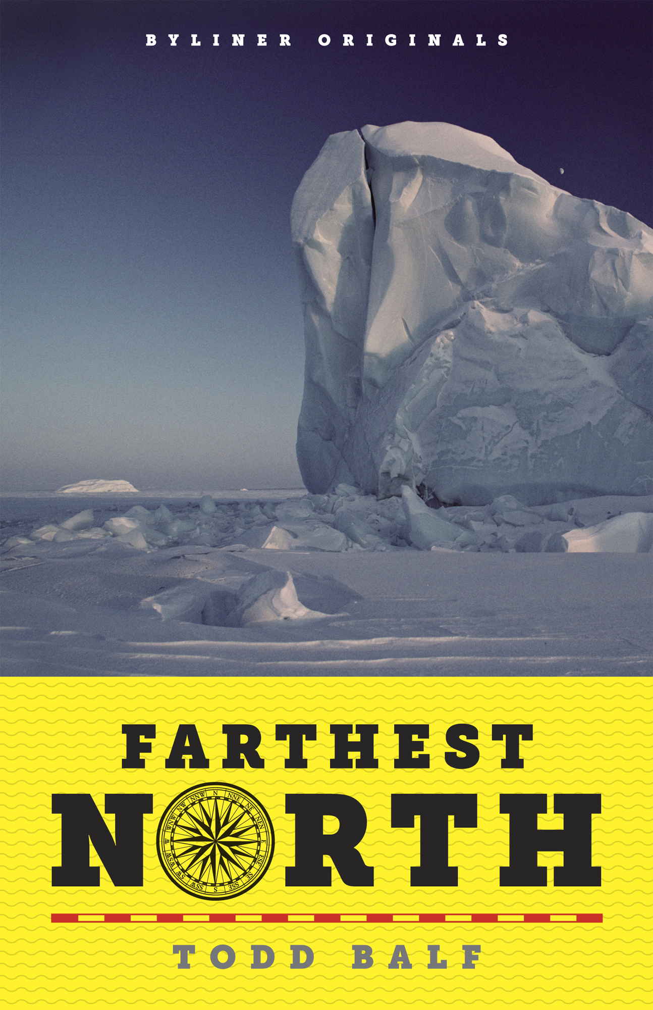 Farthest North: Americas First Arctic Hero and His Horrible, Wonderful Voyage to the Frozen Top of the World