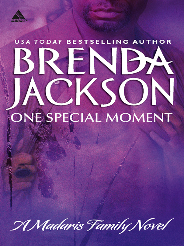 One Special Moment By: Brenda Jackson