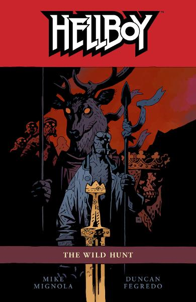 Hellboy Volume 9: The Wild Hunt