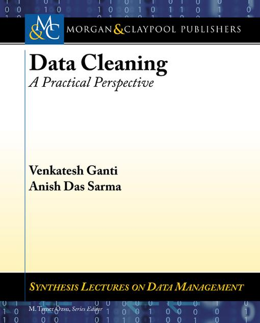 Data Cleaning: A Practical Perspective