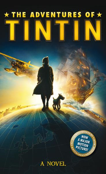 The Adventures of Tintin: Novel