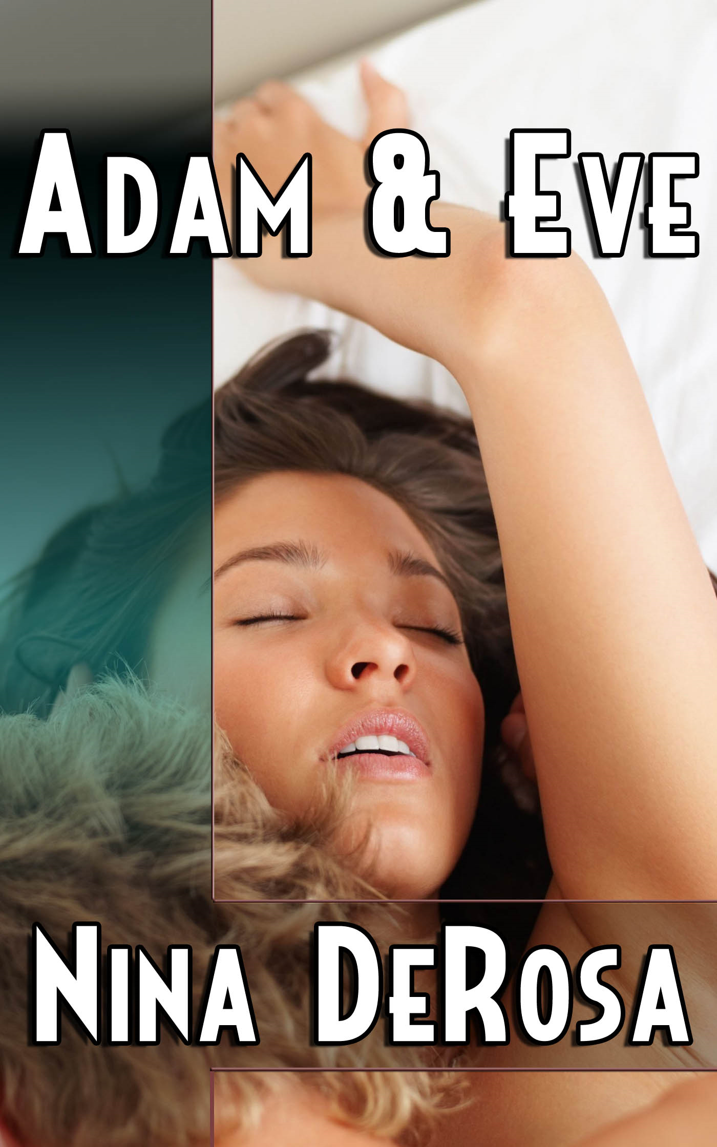 Adam and Eve (Taboo Erotica Bundle, Siblings, Brother Sister)