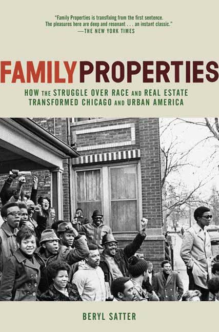 Family Properties By: Beryl Satter