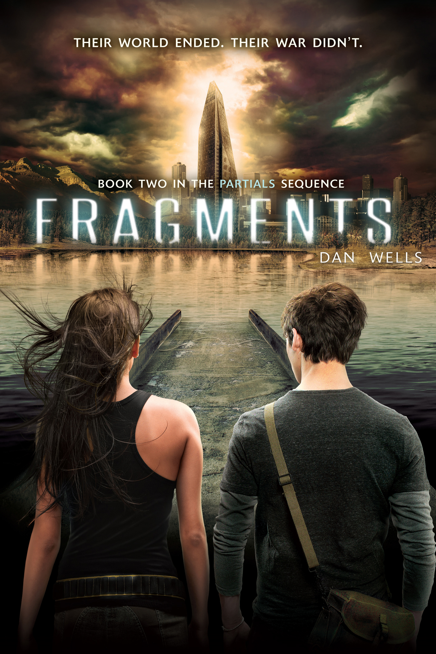 Fragments By: Dan Wells