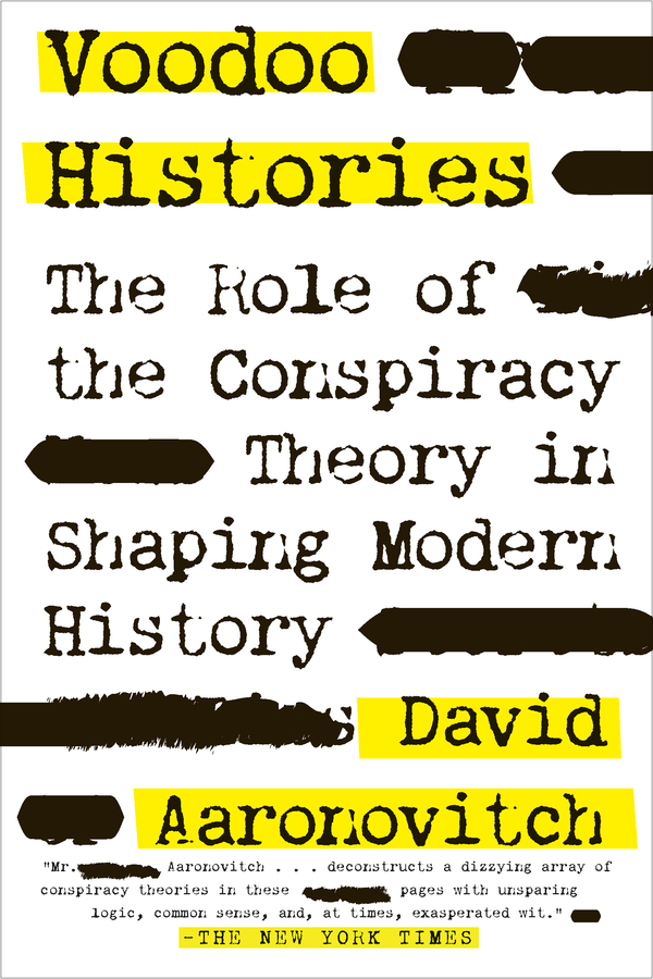 Voodoo Histories By: David Aaronovitch