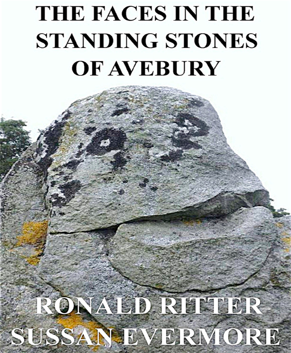 The Faces In The Standing Stones of Avebury