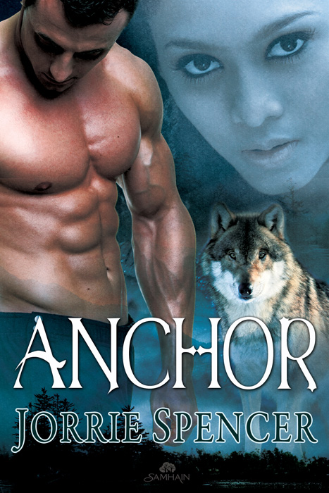 Anchor By: Jorrie Spencer