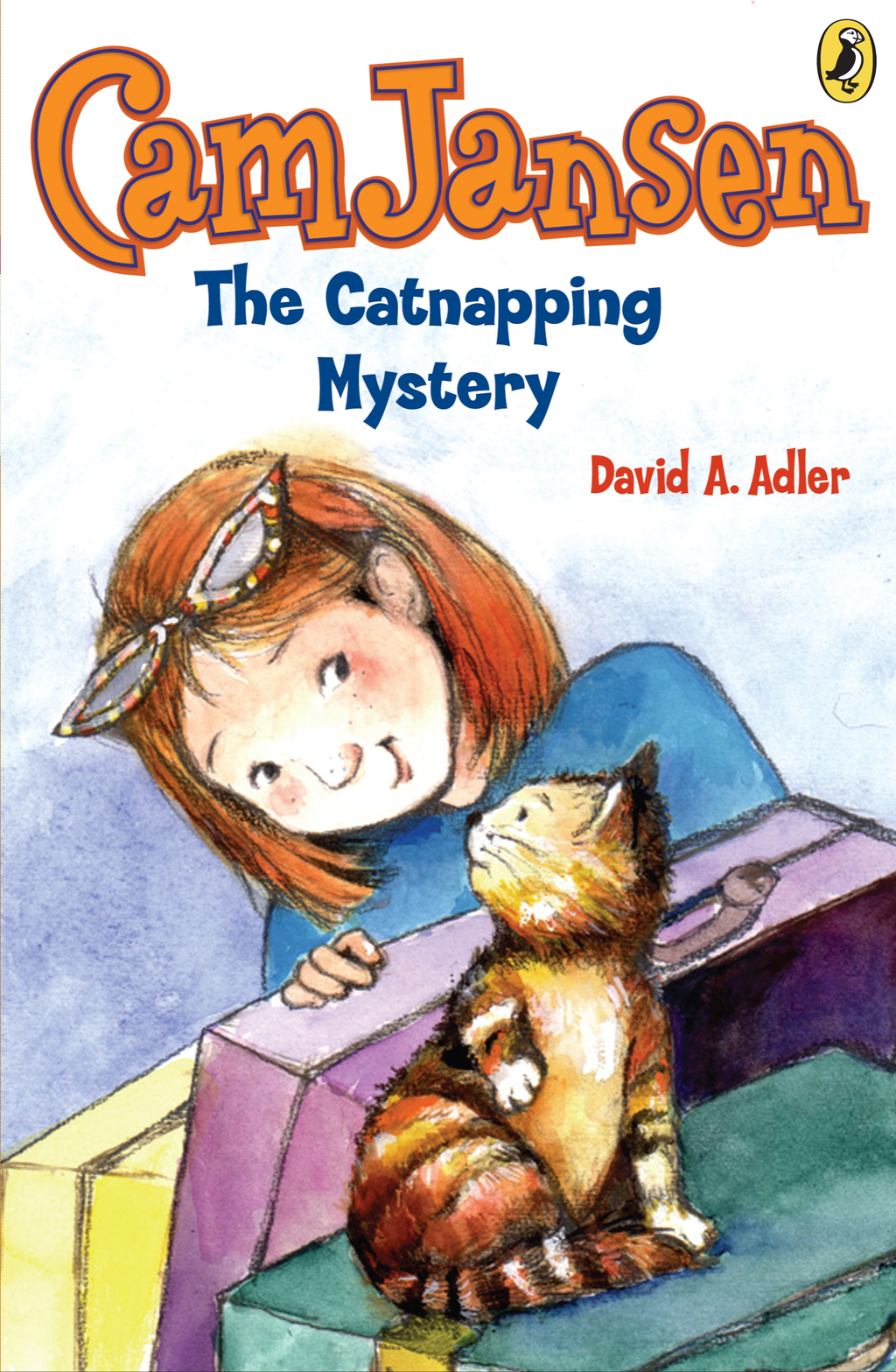 Cam Jansen: The Catnapping Mystery #18 By: David Adler,Susanna Natti
