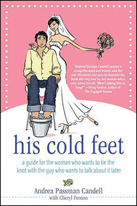 His Cold Feet By: Andrea Passman Candell,Cheryl Fenton