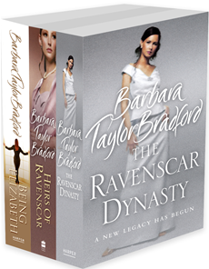 The Complete Ravenscar Trilogy: The Ravenscar Dynasty, Heirs of Ravenscar, Being Elizabeth