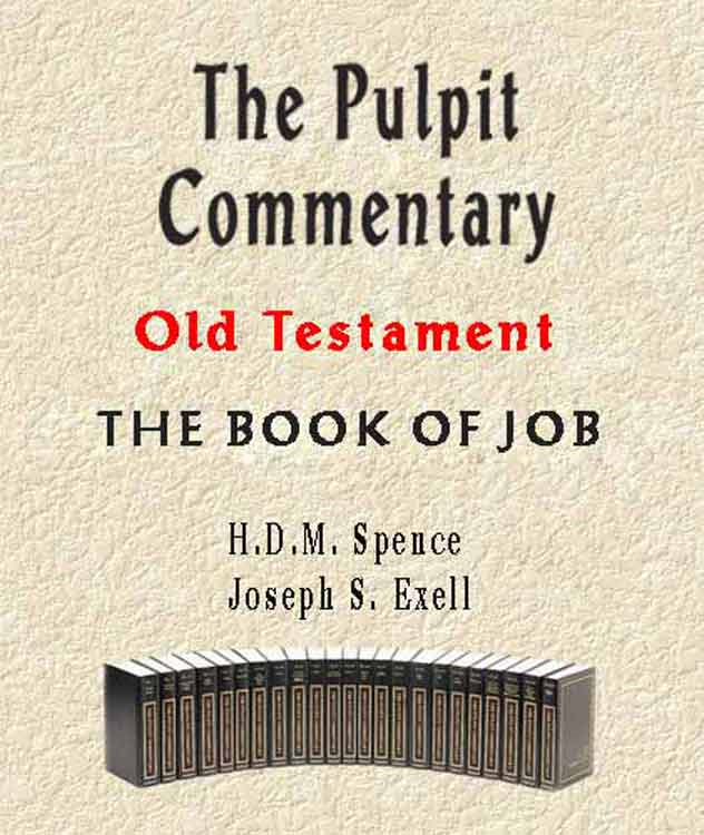 The Pulpit Commentary-Book of Job