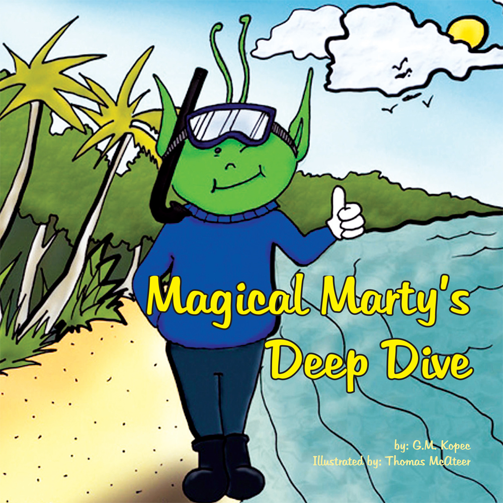 Magical Marty's Deep Dive
