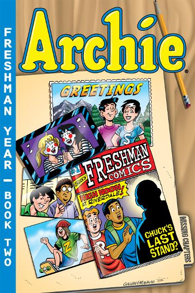 Archie Freshman Year Book 2 By:  Batton,Lash
