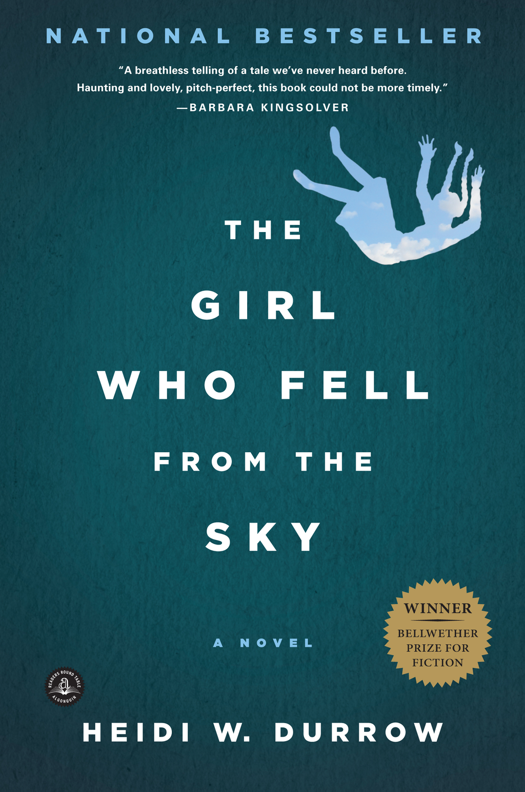 The Girl Who Fell from the Sky By: Heidi W. Durrow
