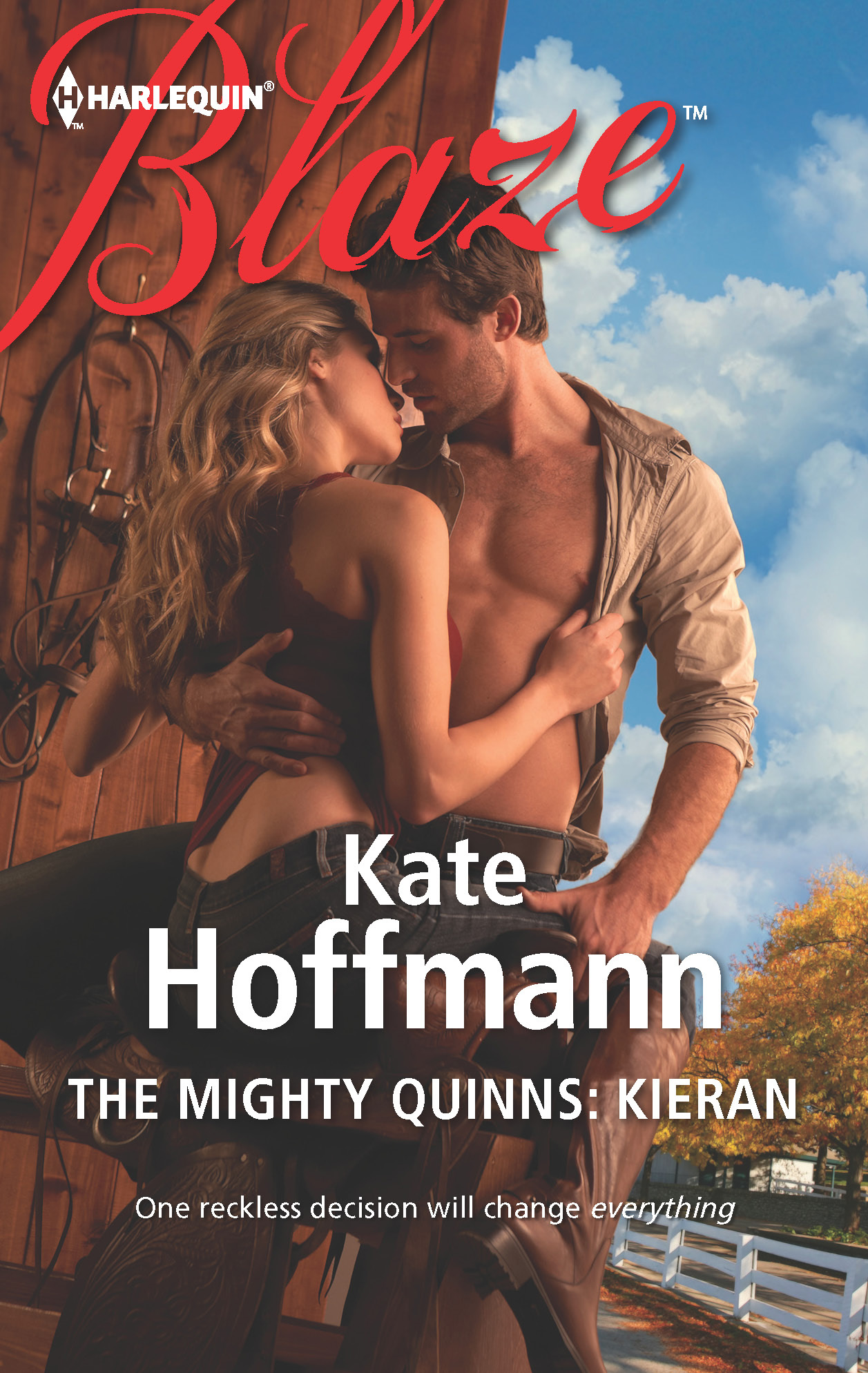 The Mighty Quinns: Kieran By: Kate Hoffmann