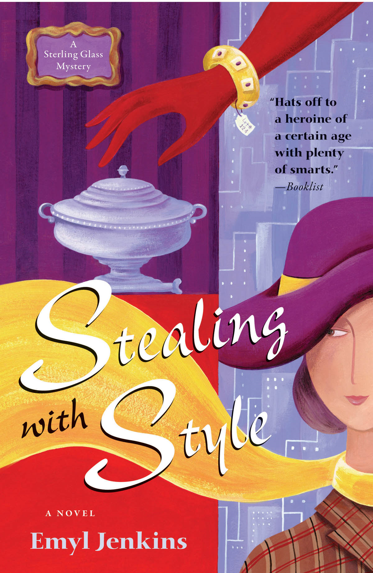 Stealing with Style By: Emyl Jenkins