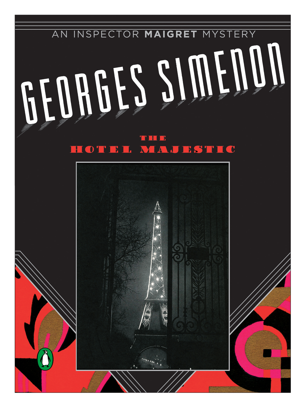 The Hotel Majestic By: Georges Simenon