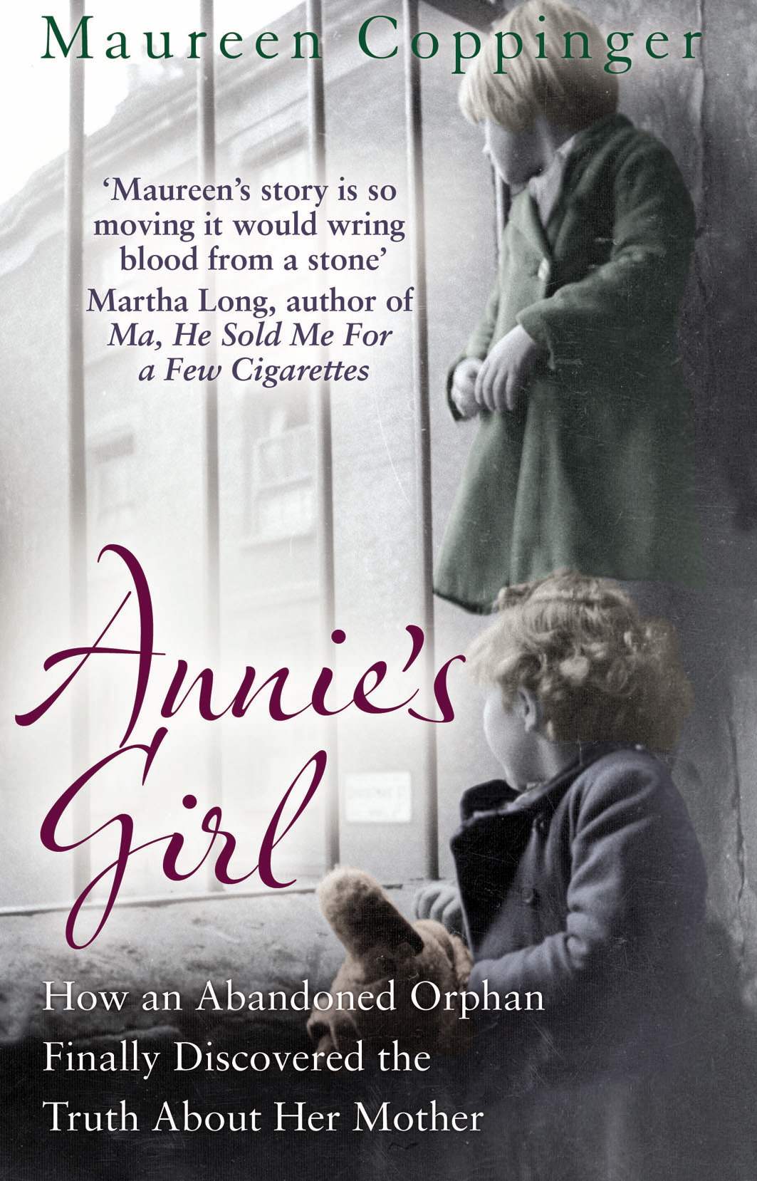 Annie's Girl By: Maureen Coppinger