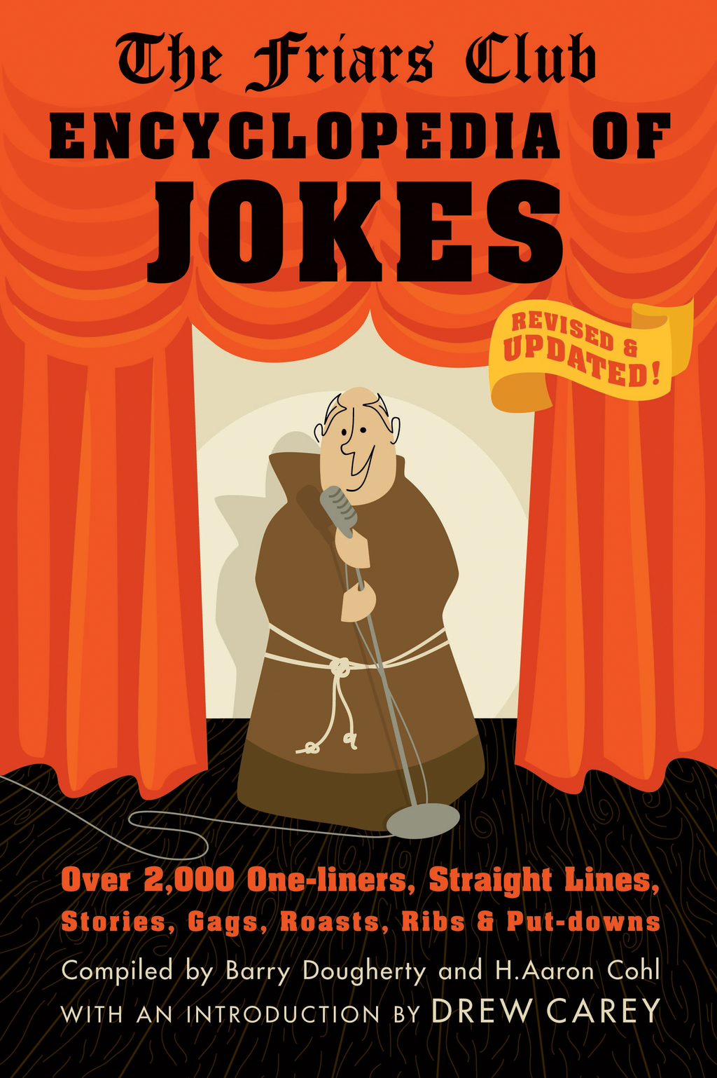 The Friars Club Encyclopedia of Jokes By: Barry Dougherty,Friars Club,H. Aaron Cohl
