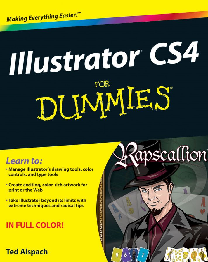 Illustrator CS4 For Dummies By: Ted Alspach
