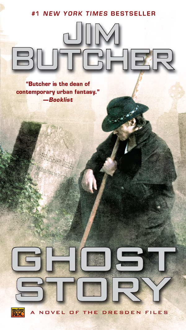 Ghost Story By: Jim Butcher