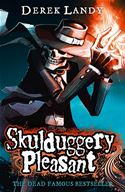 Picture of - Skulduggery Pleasant