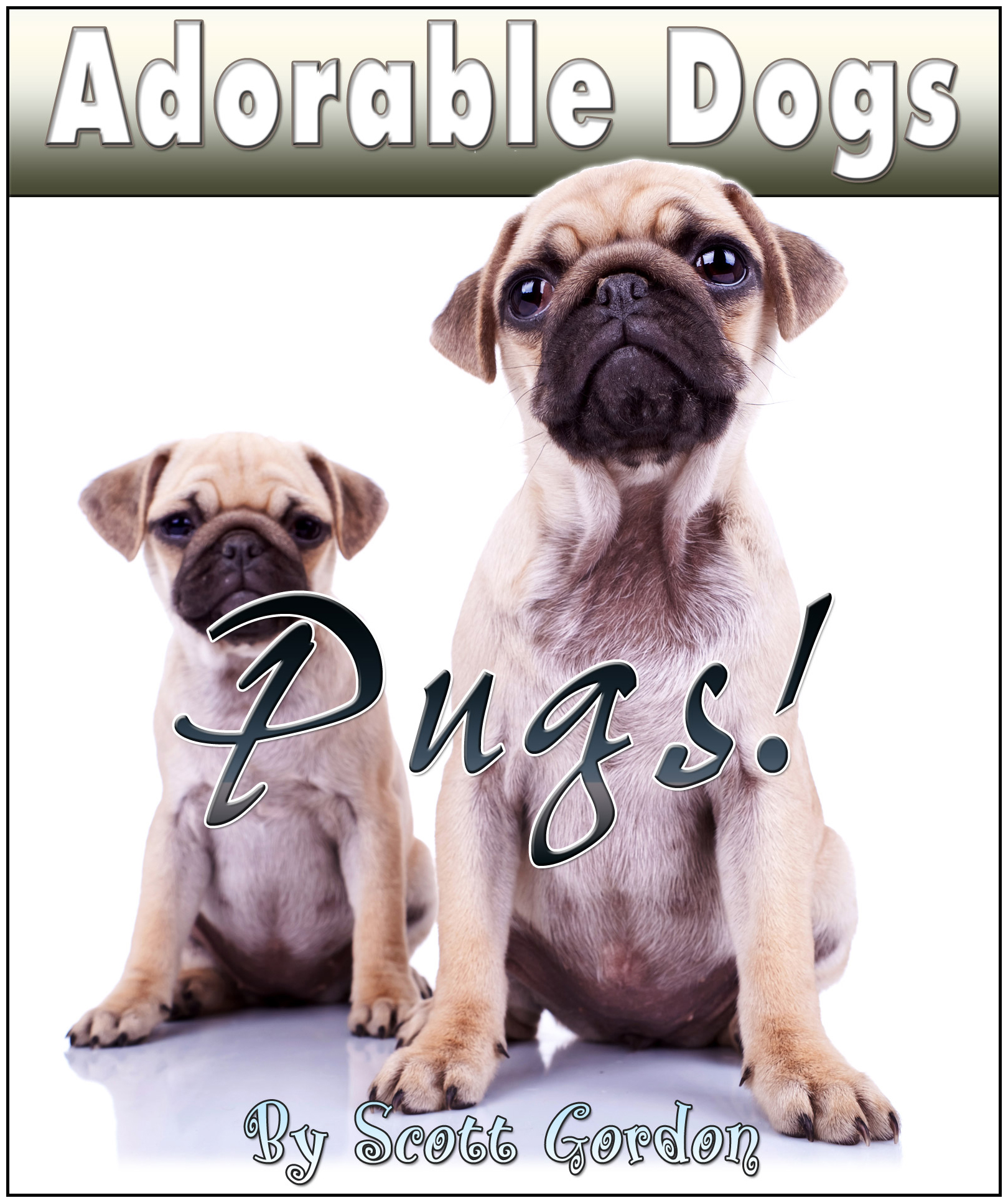 Adorable Dogs: Pugs! By: Scott Gordon