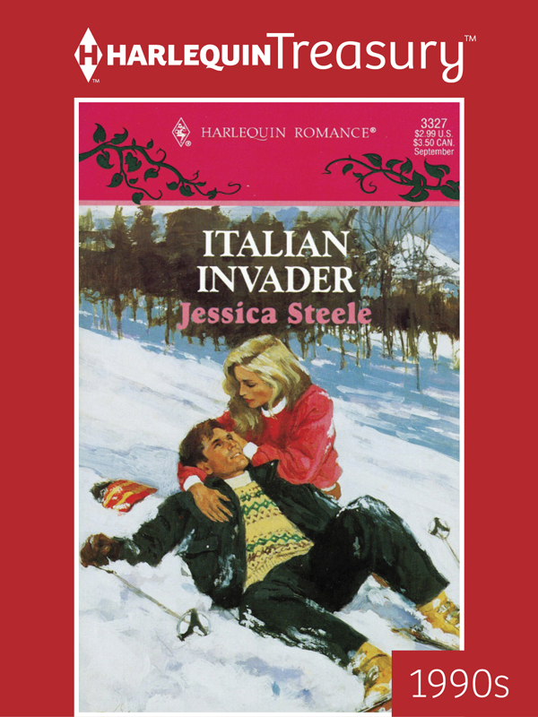 Italian Invader By: Jessica Steele