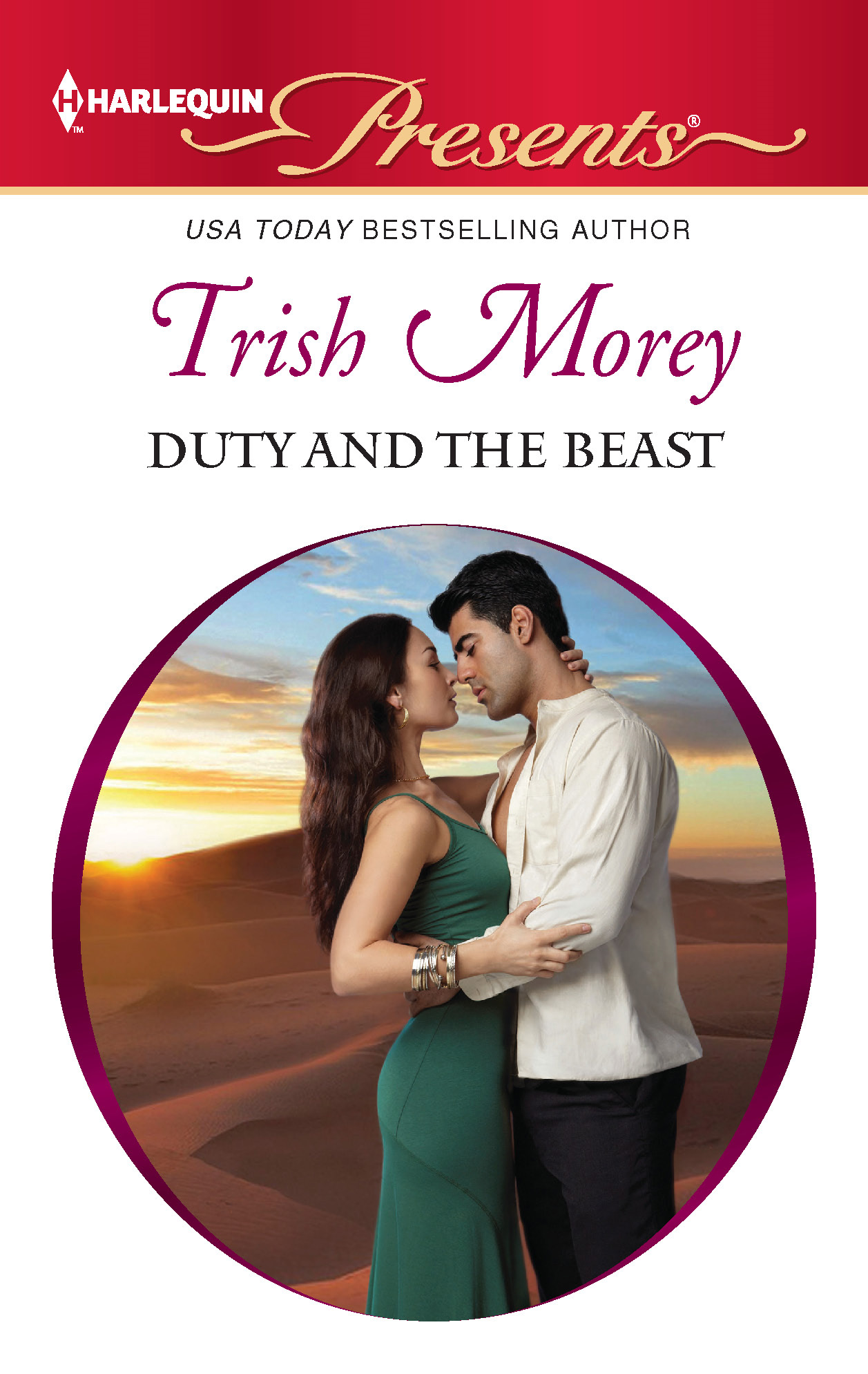 Duty and the Beast By: Trish Morey