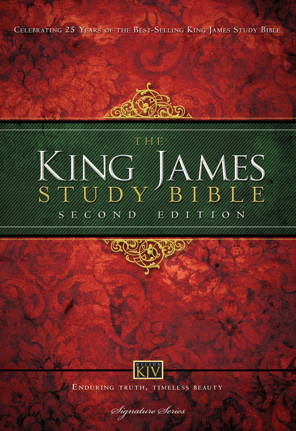 King James Study Bible Second Edition