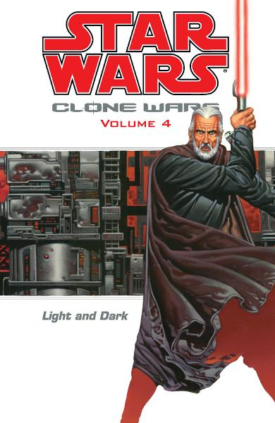 Star Wars: Clone Wars Volume 4: Light and Dark