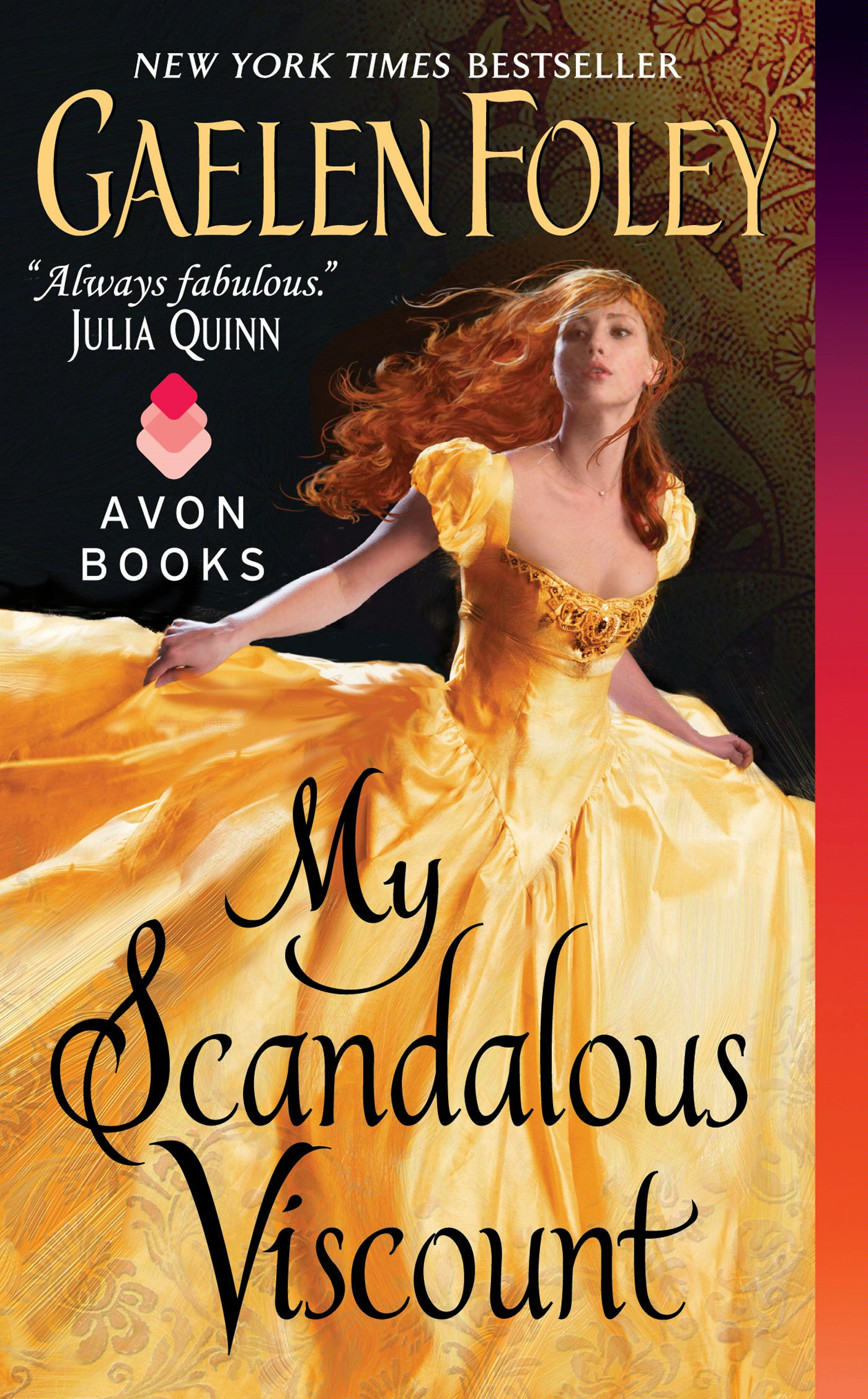 My Scandalous Viscount By: Gaelen Foley