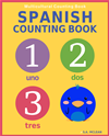 Spanish Counting Book