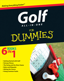 Golf All-In-One For Dummies: