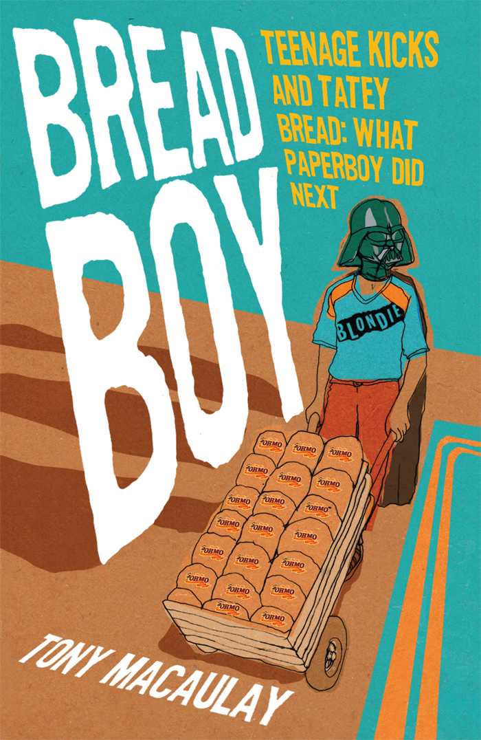 Breadboy: Teenage Kicks and Tatey Bread, What Paperboy Did Next