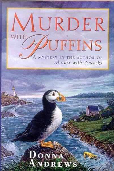 Murder With Puffins By: Donna Andrews