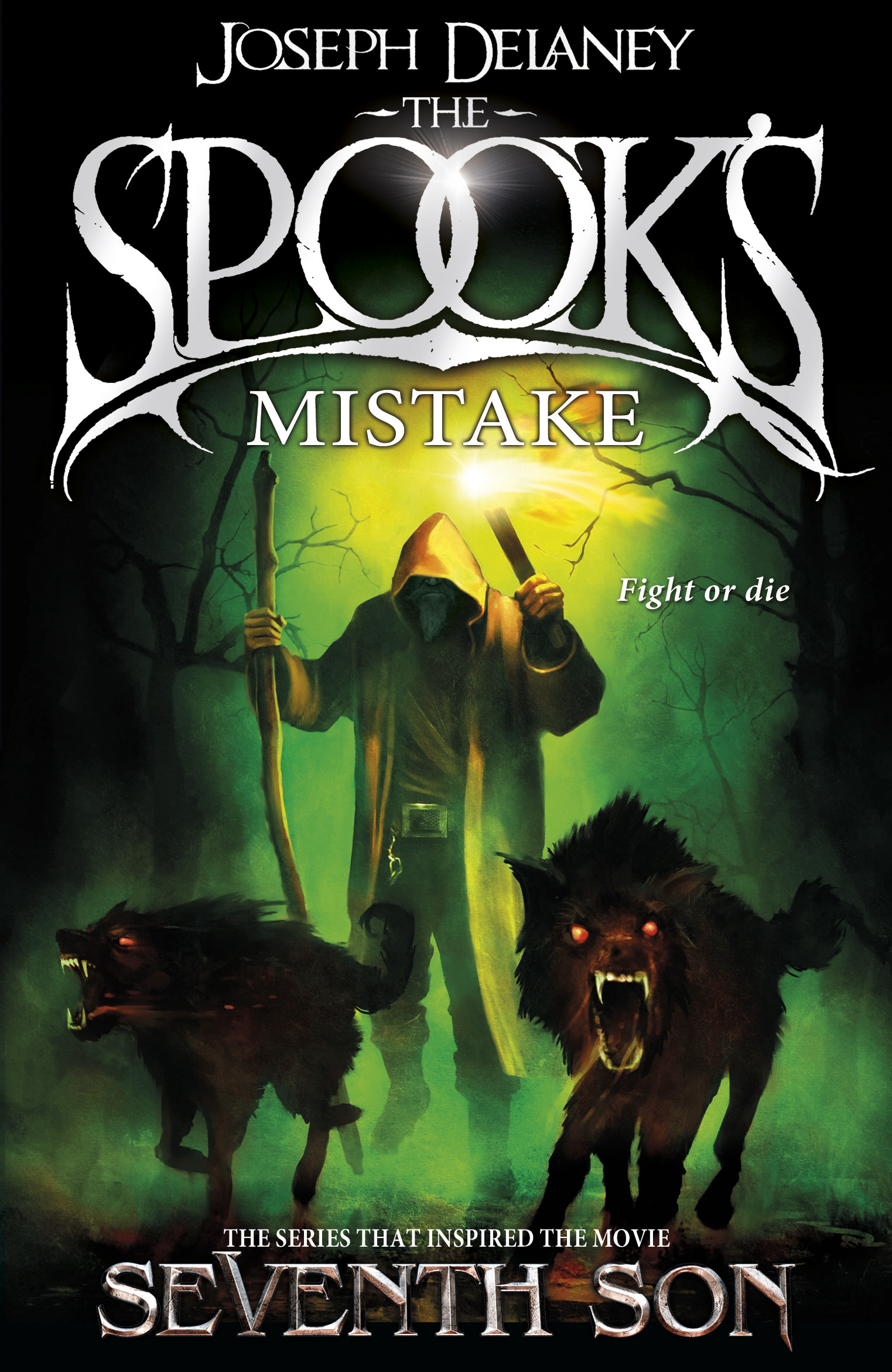 The Spook's Mistake Book 5