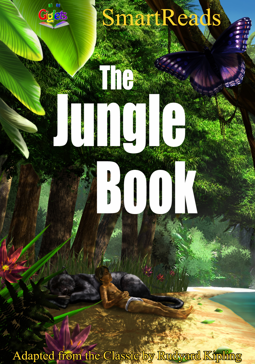 SmartReads The Jungle Book Adapted from the Classic by Rudyard Kipling